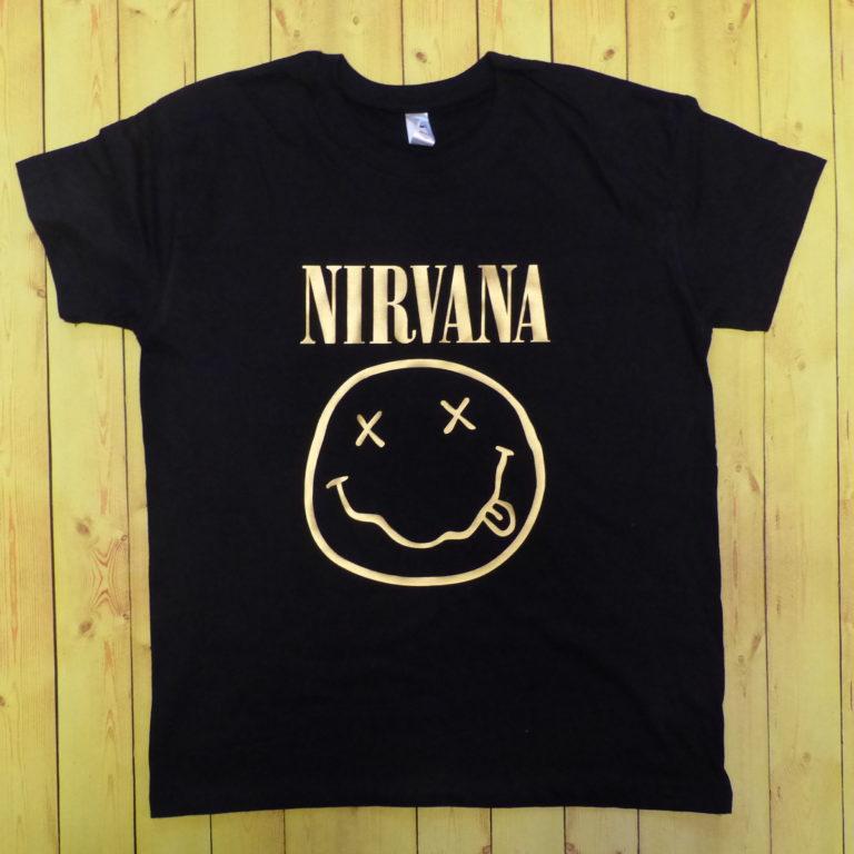 Купить Футболка Nirvana -1