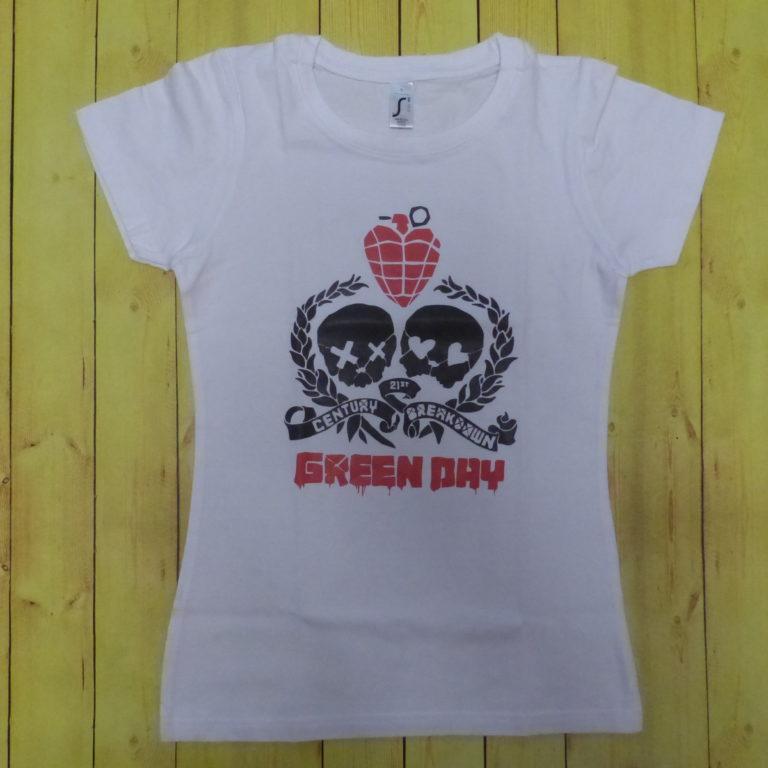 Цена Футболка Green Day 11