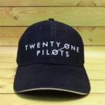 Бейсболка Twenty One Pilots  - 1