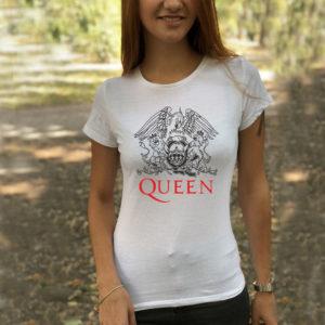 купить футболку квин