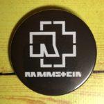 Значок Rammstein -02