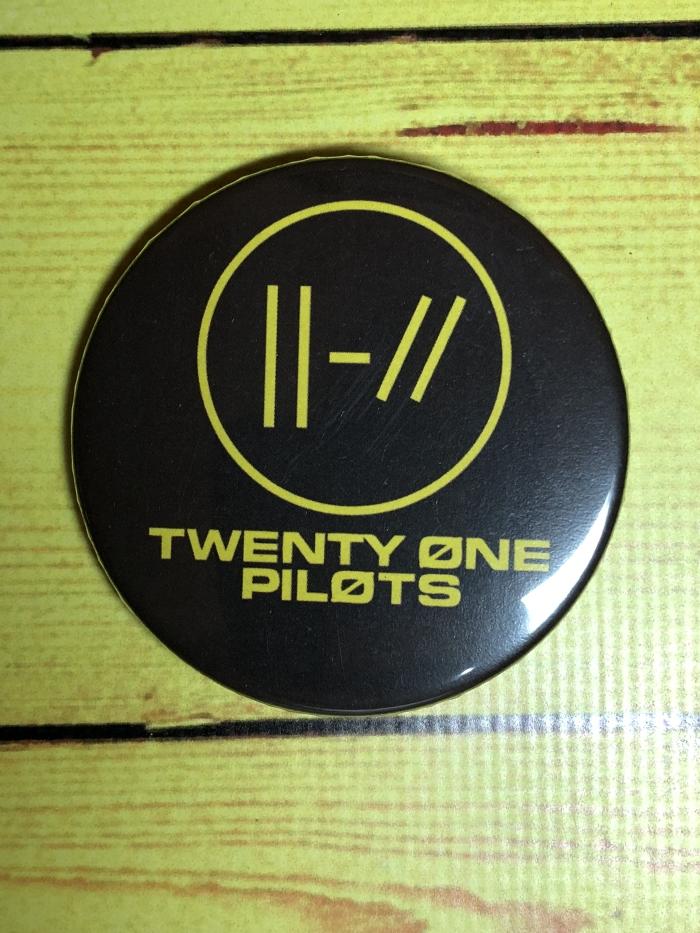 Значок Twenty One Pilots -2