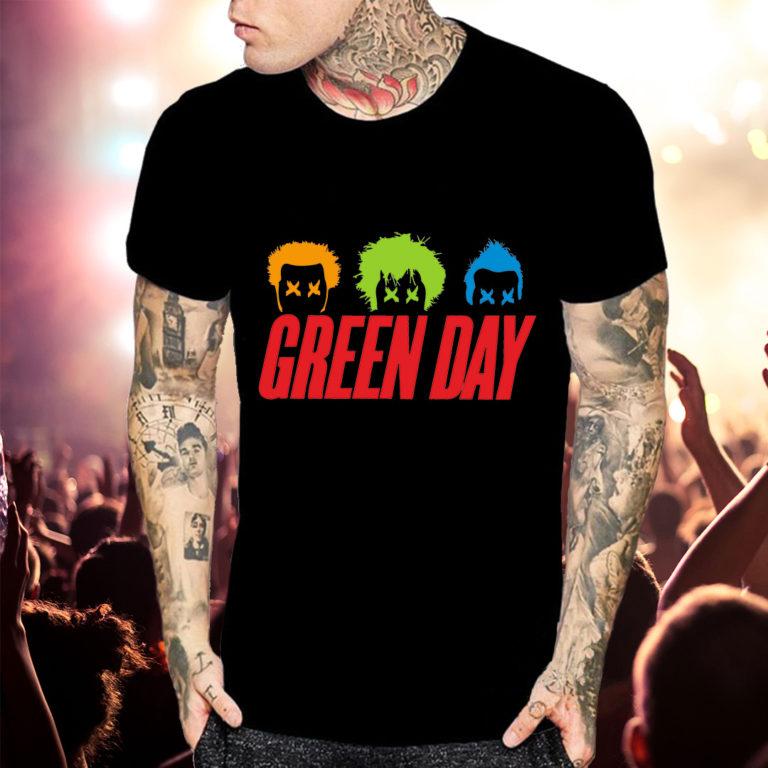 Цена Футболка Green Day  2