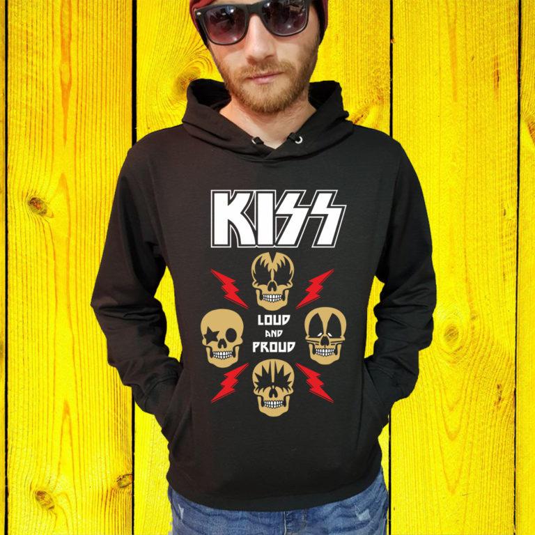 Худи Kiss 1