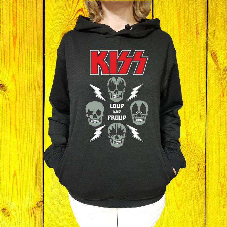 Худи Kiss 4
