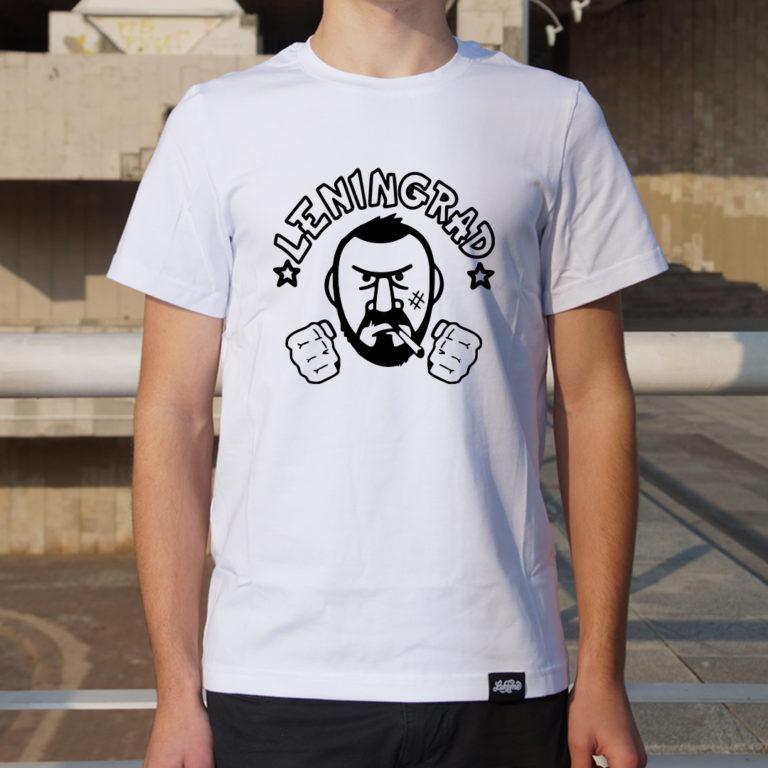 Футболки Ленинград 2