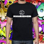 Футболка Rammstein-5