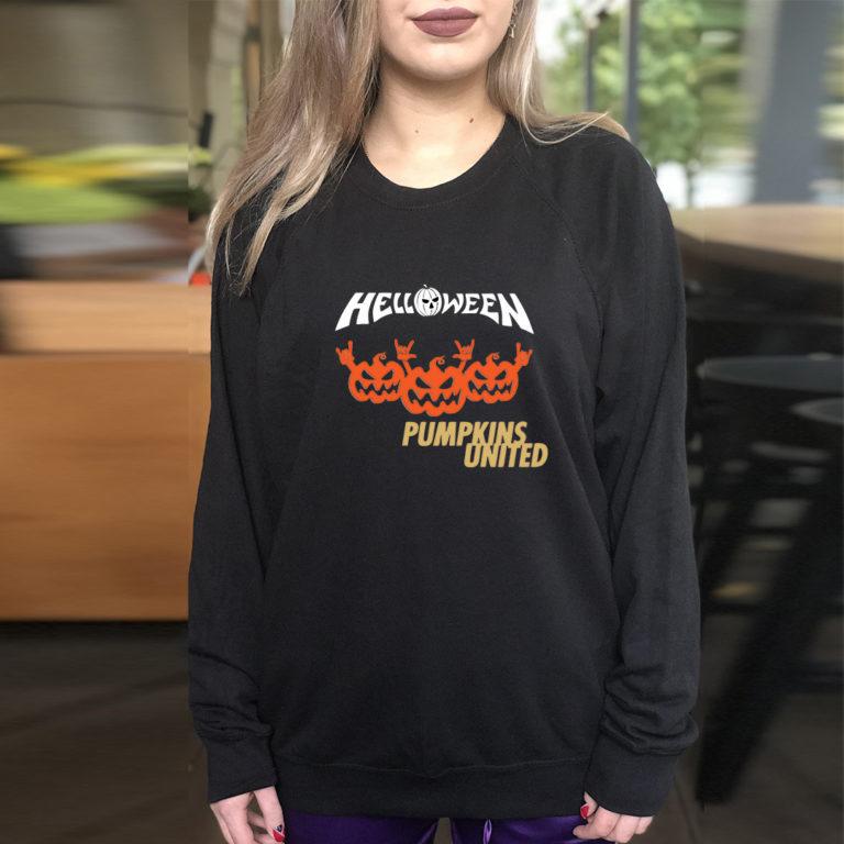 Свитшот Helloween 3