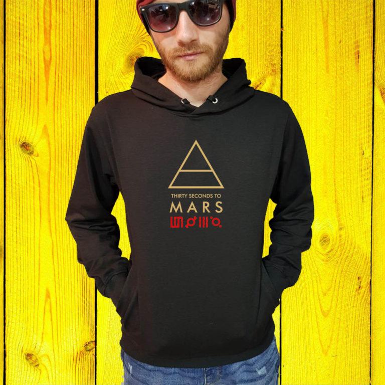 Худи 30 Seconds to Mars 2