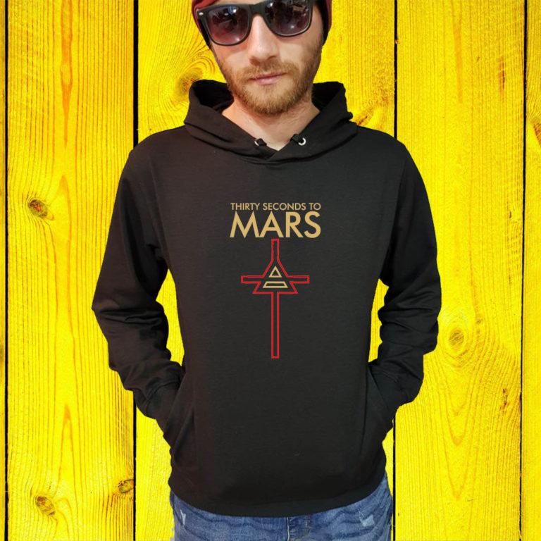 Худи 30 Seconds to Mars 1