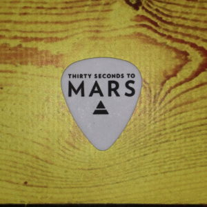 Медиатор 30 seconds to Mars