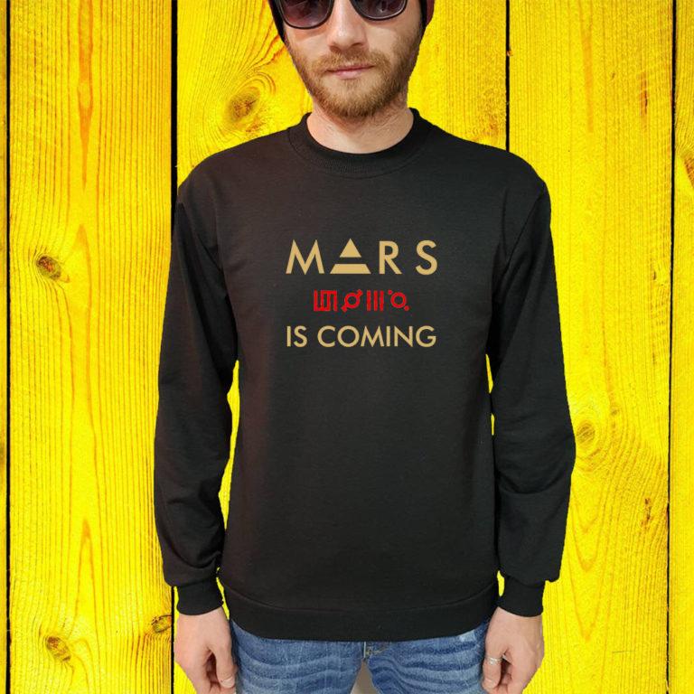 Свитшот 30 Seconds to Mars 4