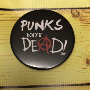 Значок панк рок