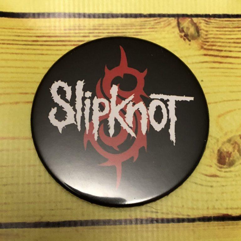Значок Slipknot 1
