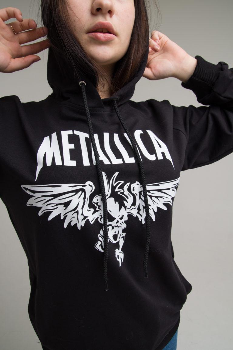 Худи Metallica 11