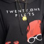 Цена Худи Twenty One Pilots 3