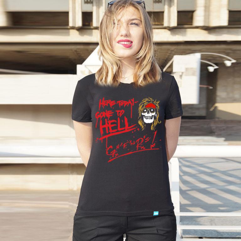 Купить Футболка Guns'n'Roses 06