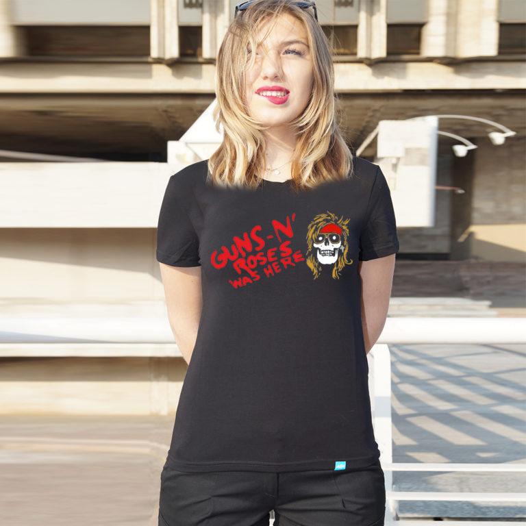 Купить Футболка Guns'n'Roses 05
