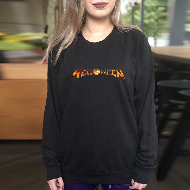 Свитшот Helloween 1