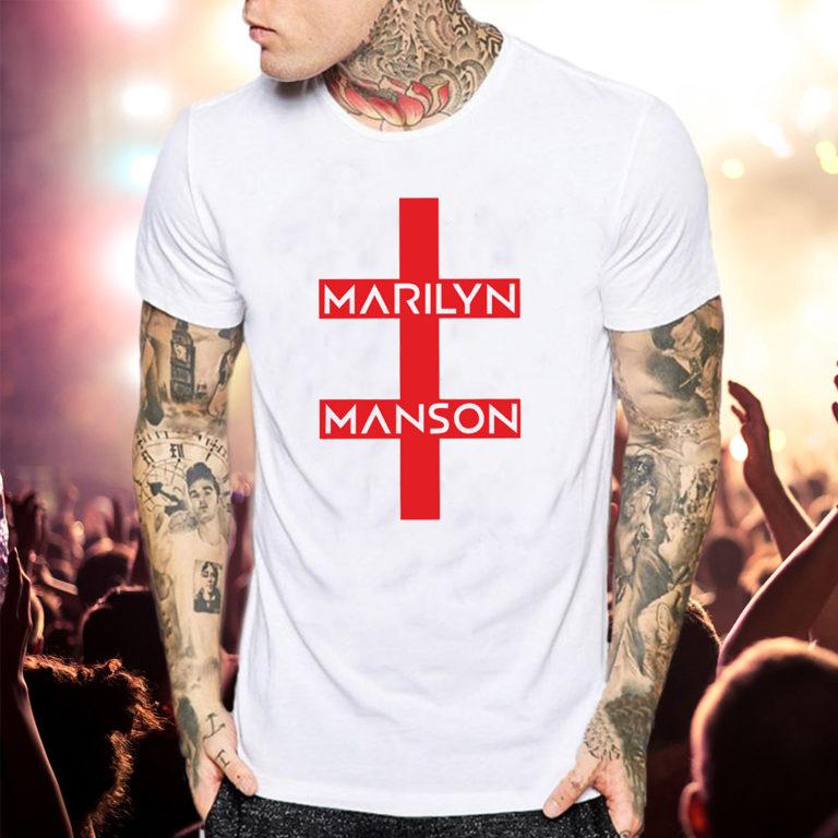 Купить Футболка Marilyn Manson 1