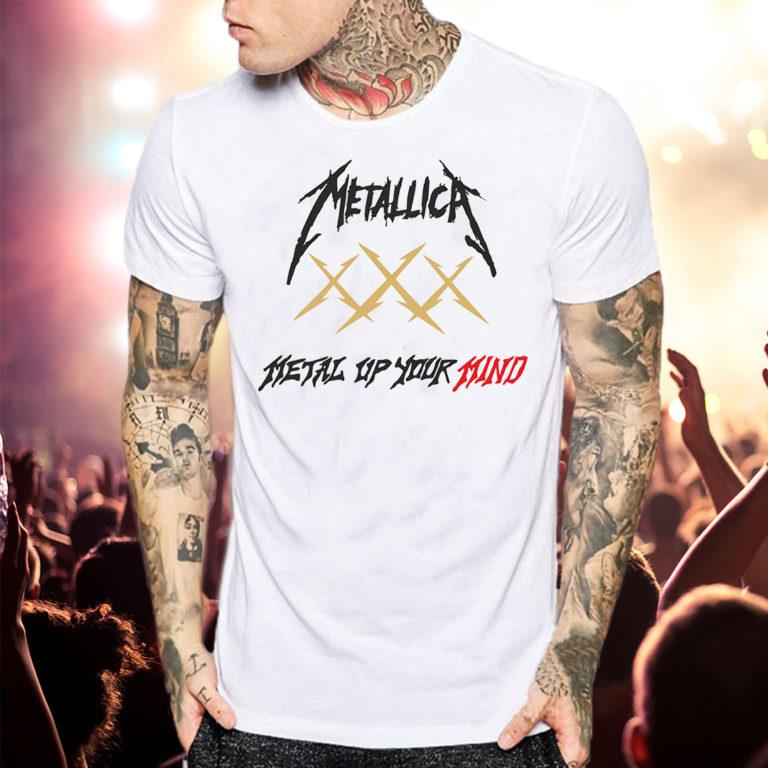 Купить Футболка Metallica 2