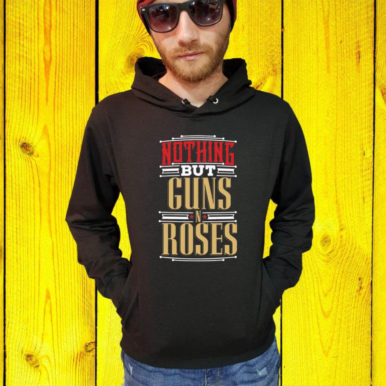 Худи Guns N Roses 4