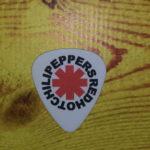 Купить Медиатор Red Hot Chili Peppers 1