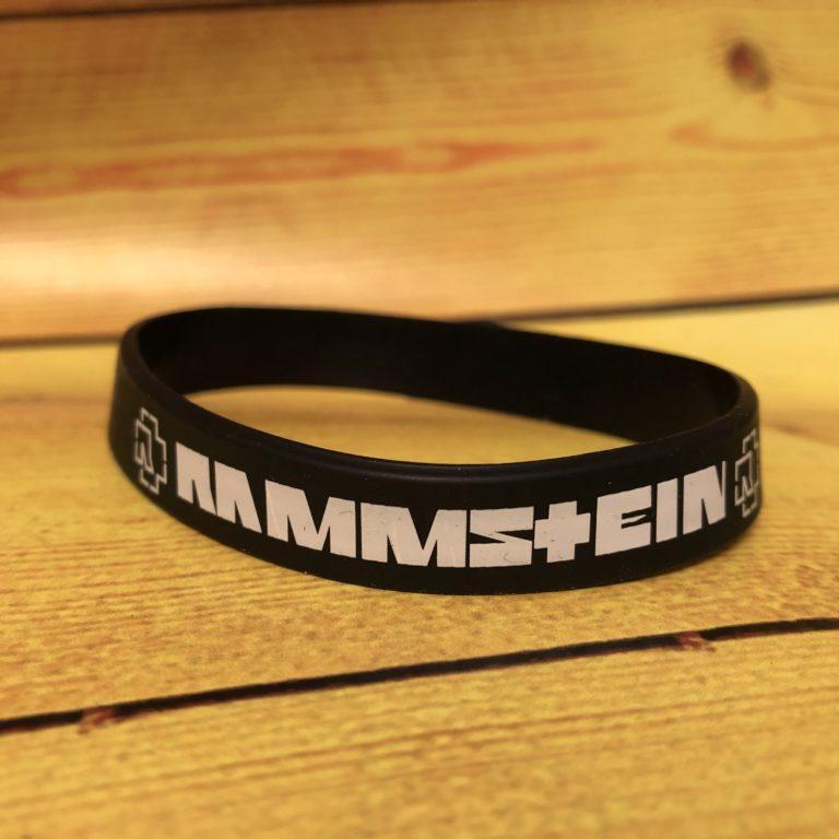 Браслет Rammstein 1