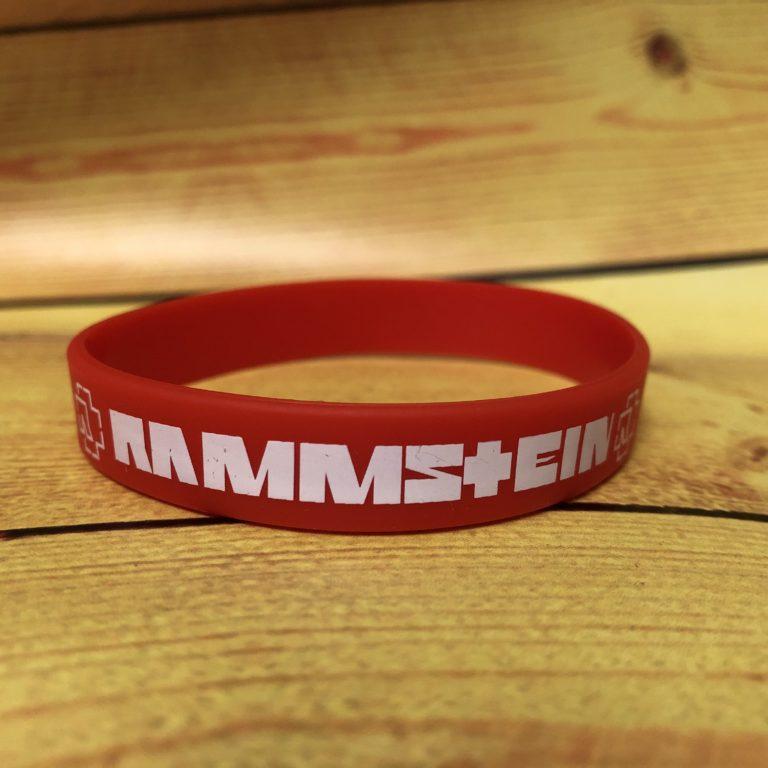 Браслет Rammstein 2