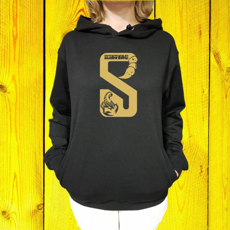Худи Scorpions 2