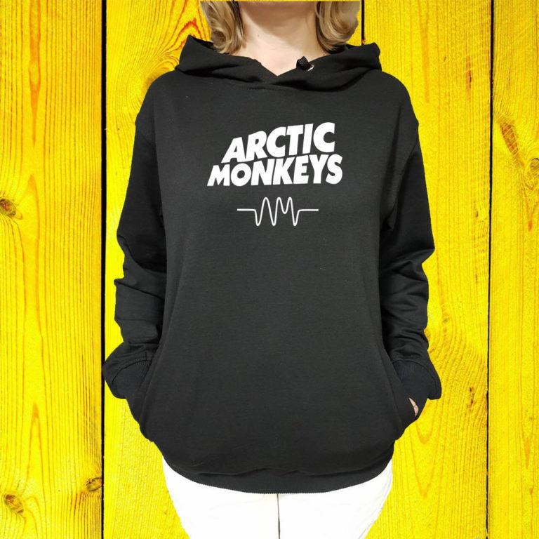 Худи Arctic Monkeys 1