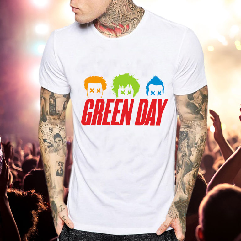 Купить Футболка Green Day  2