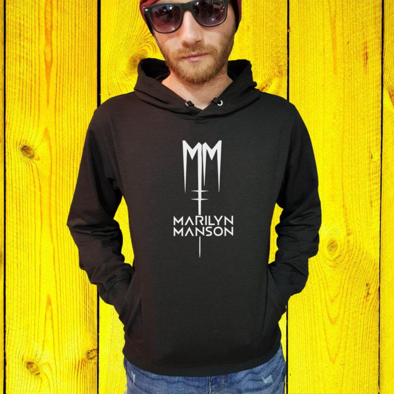Худи Marilyn Manson 3