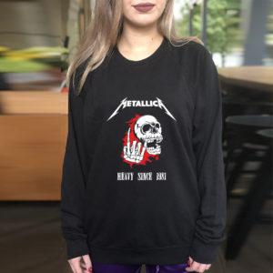 купить Свитшот Metallica