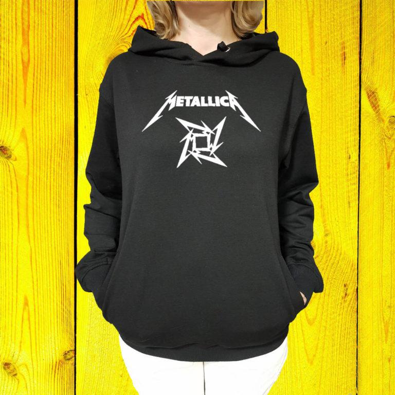Худи Metallica 7