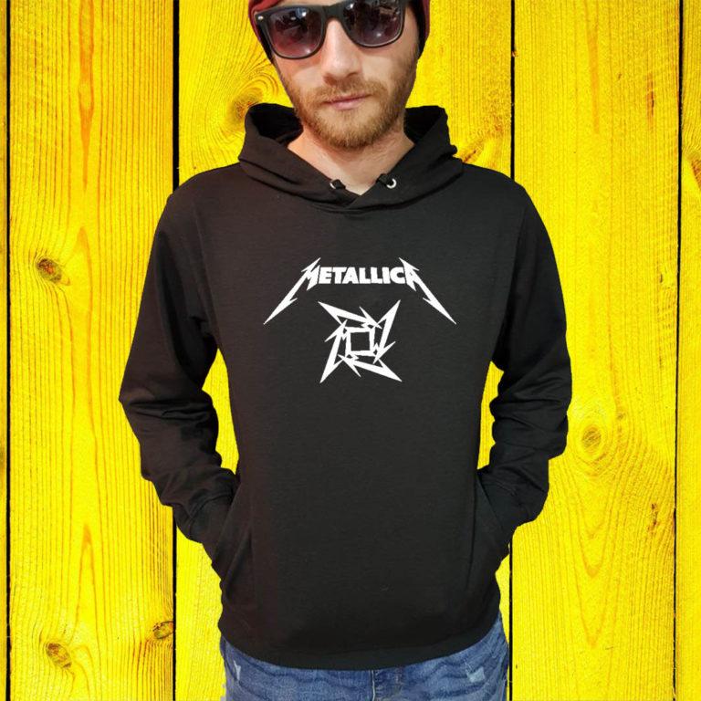Худи Metallica 8