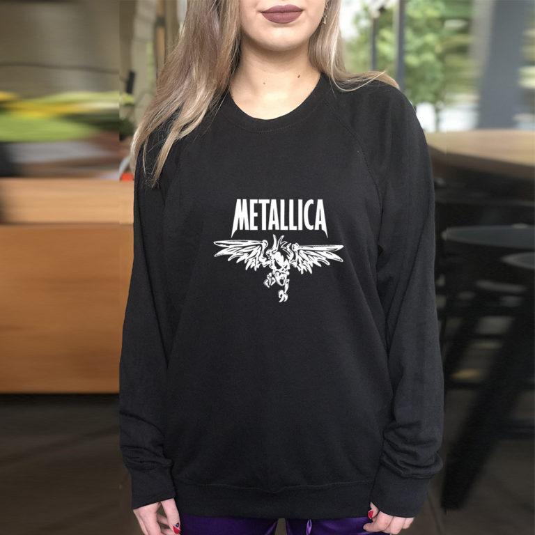 Свитшот Metallica 6