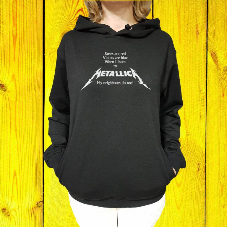 Худи Metallica 17