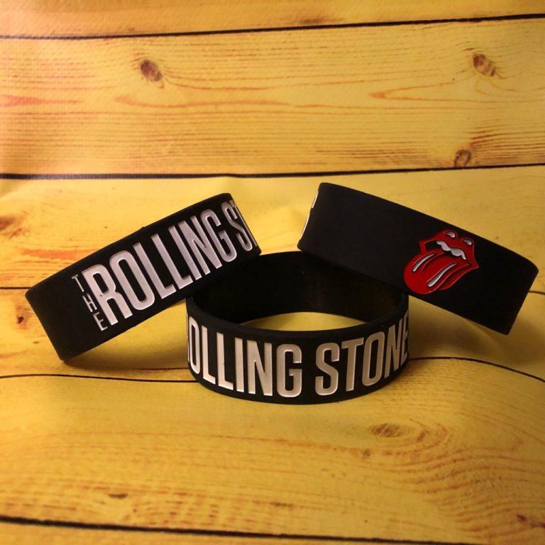 Браслет The Rolling Stones 1