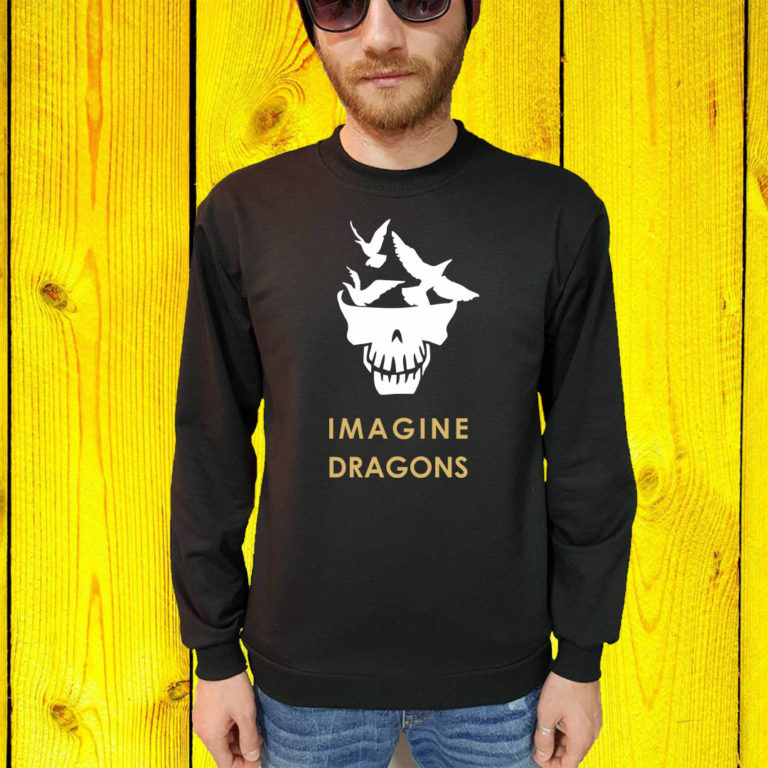 Свитшот Imagine Dragons 17