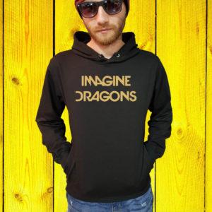 худи Imagine Dragons