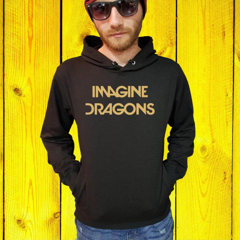 Худи Imagine Dragons 3