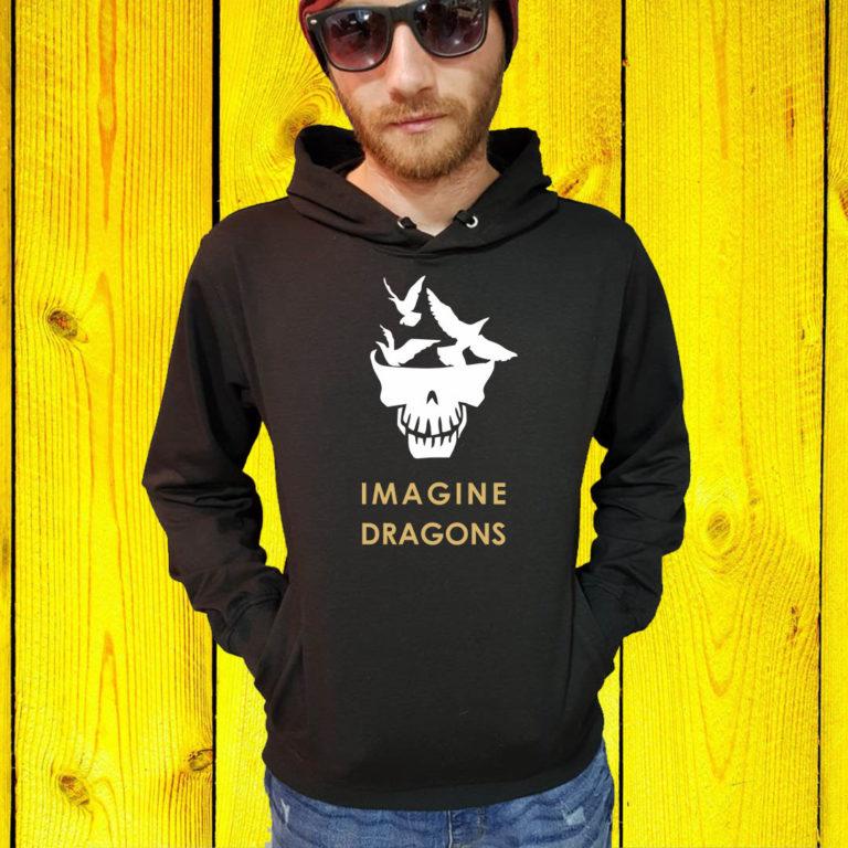 Худи Imagine Dragons 7