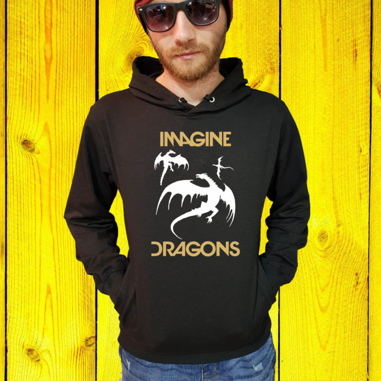 Худи Imagine Dragons 13