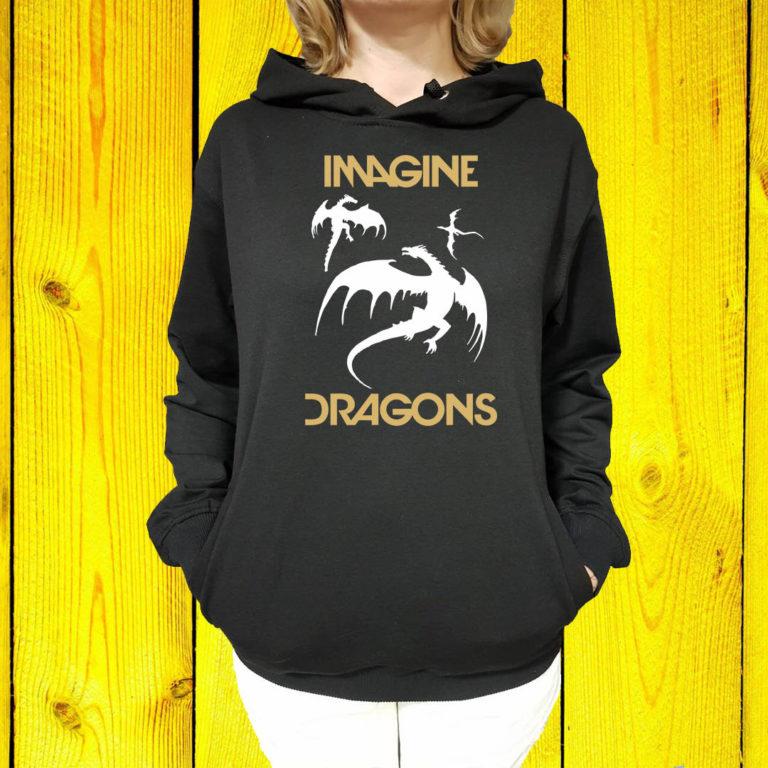 Худи Imagine Dragons 14
