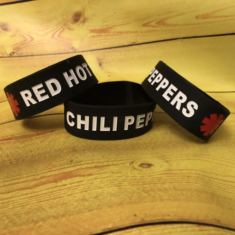 Браслет Red Hot Chili Peppers 1