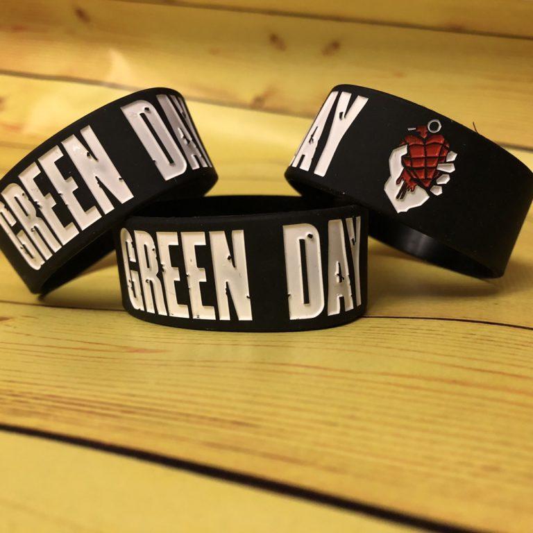 Браслет Green Day 1