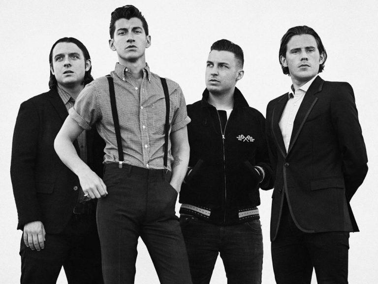 Купить Чашка Arctic Monkeys