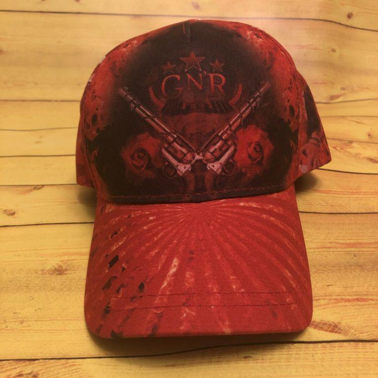 Бейсболка Guns N Roses