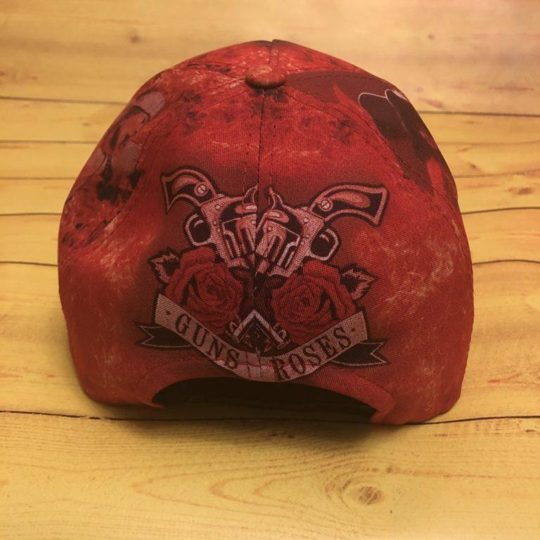 Цена Бейсболка Guns N Roses